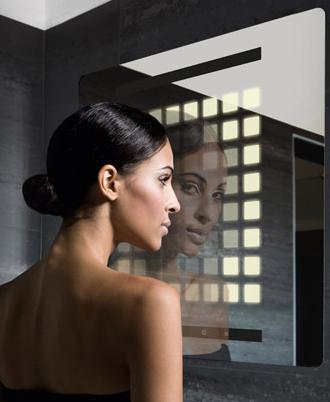 interaktive Spiegel