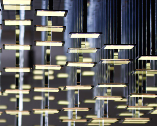 OLED Lichtdesign