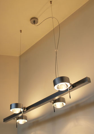 puk leuchten quartett light lifestyle. Black Bedroom Furniture Sets. Home Design Ideas