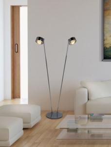 puk leuchten stehleuchte light lifestyle. Black Bedroom Furniture Sets. Home Design Ideas