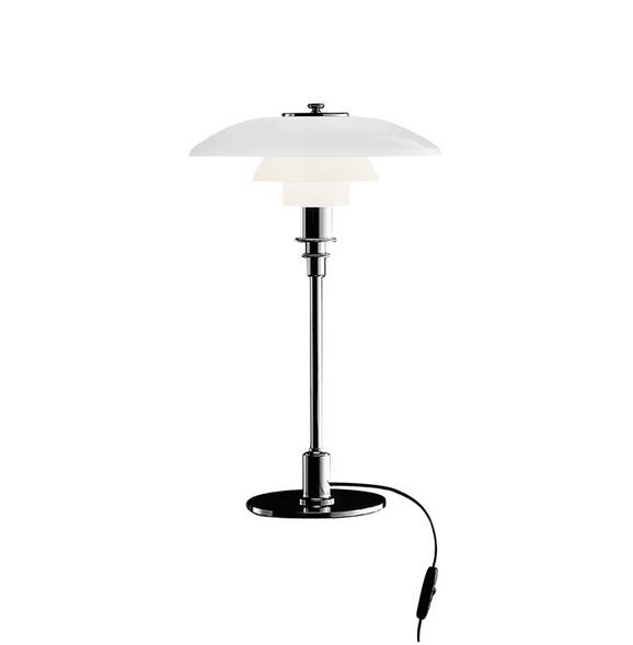 Tischleuchte Design Poul Henningsen