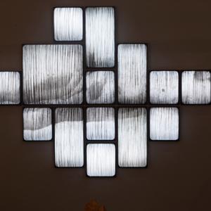 Licht Kunst Innenbeleuchtung|Kunstvolle Innenleuchten|Licht Kunstwerke aus Seide|Licht Kunstwerke Innenleuchten Simon Says No