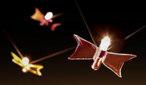 Schmetterling Leuchte