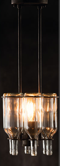 Design Hängeleuchte für Bars