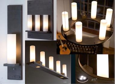 Die rustikalen Leuchten für Restaurants