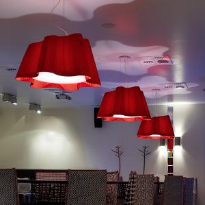 Hängeleuchten-Restaurant|Restaurant-Hängeleuchten