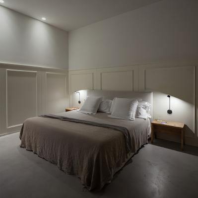 Bett Wandlampe mit Schalter