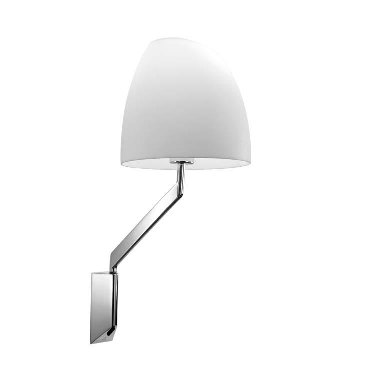 Flavia Wandlampe mit Schalter