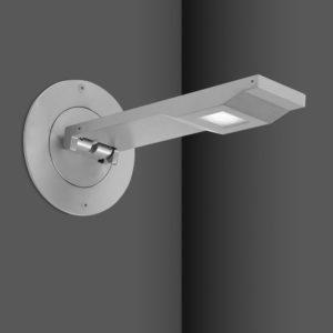 Design Einbau Wandlampe mit Schaltung