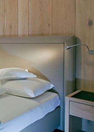 Wandleuchte Bett moderne flex wandleuchte mit druckschalter in hochwertiger qualität