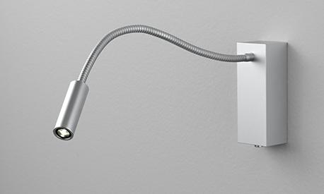 zoom Flex Wandlampe mit Schalter