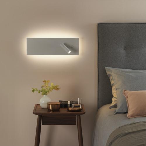 Design Led Wand und Leselampe mit Schalter
