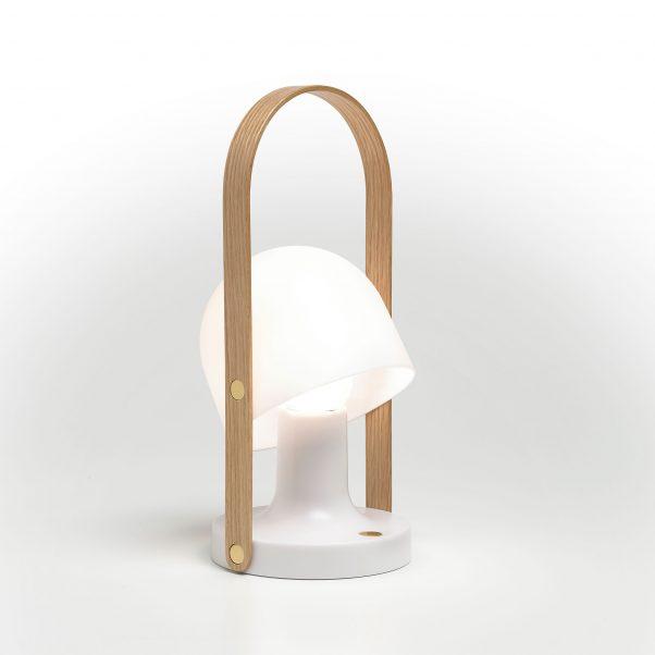 Akku Tischleuchte LED