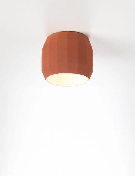 Facettenreiche Keramik Deckenleuchten
