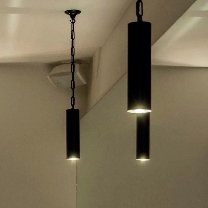 Kücheninsel Hängeleuchte rund mit warmen und funktionalen Licht